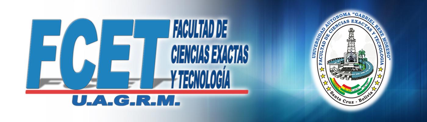 Facultad de Ciencias Exactas y Tecnología